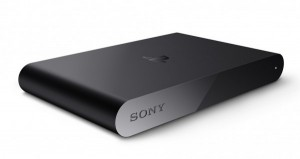 playstation TV side view