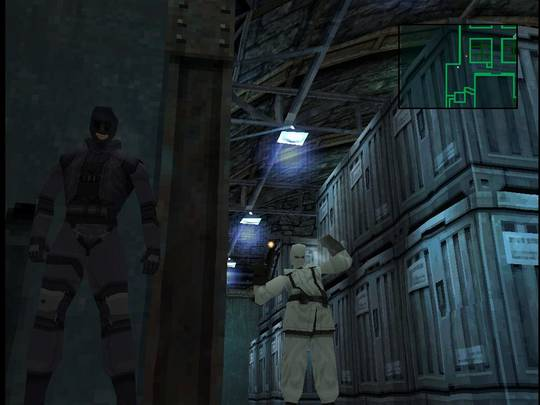Metal Gear Solid - PS1