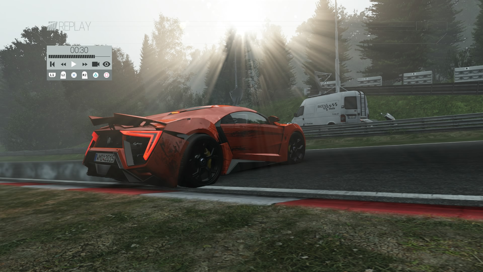 project cars ps4 review playstation country. Black Bedroom Furniture Sets. Home Design Ideas