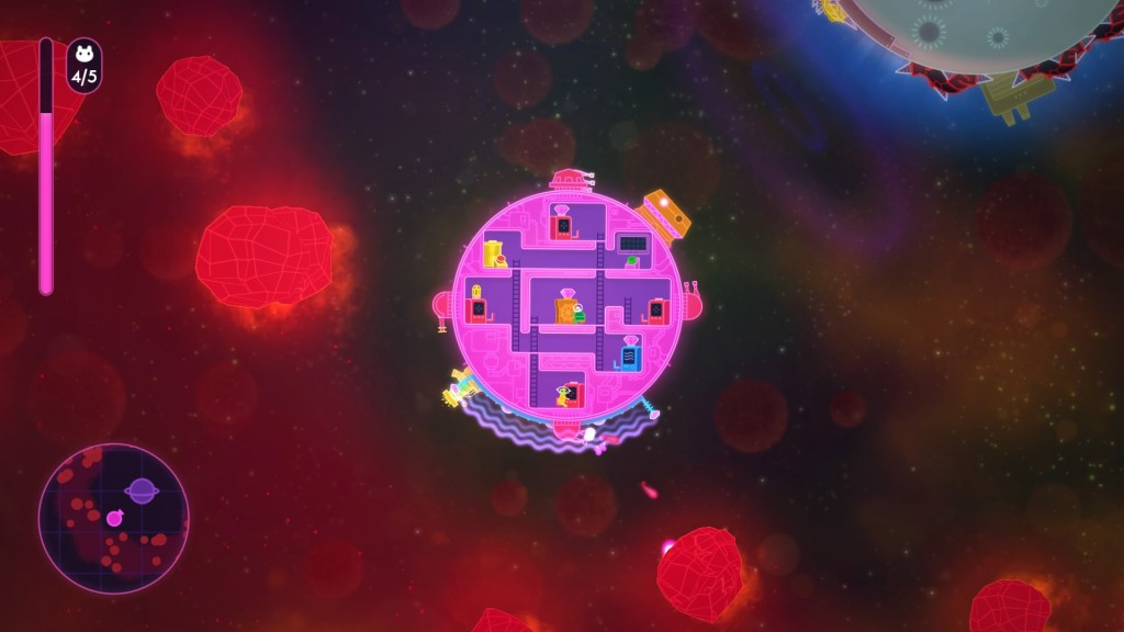 Lovers in a Dangerous Spacetime_20160213203508