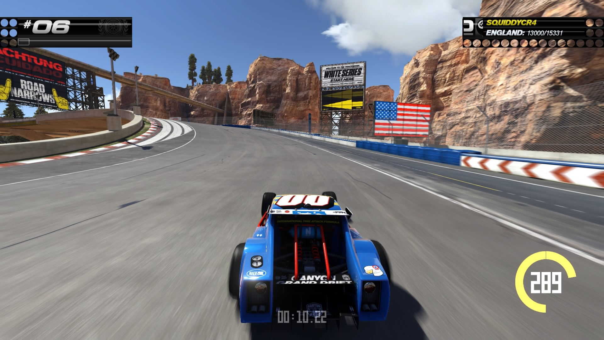 trackmania turbo ps4 review playstation country. Black Bedroom Furniture Sets. Home Design Ideas