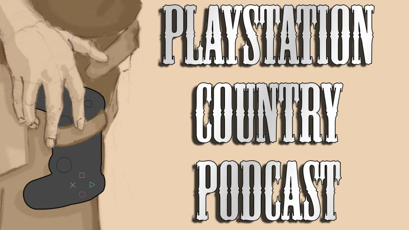 PlayStation Country Podcast - Get subscribing