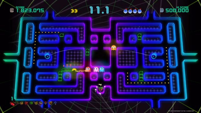 Pac-Man Championship Edition 2 – PS4 Review