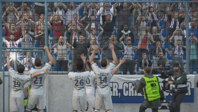 Pro Evolution Soccer 2017 – PS4 Review