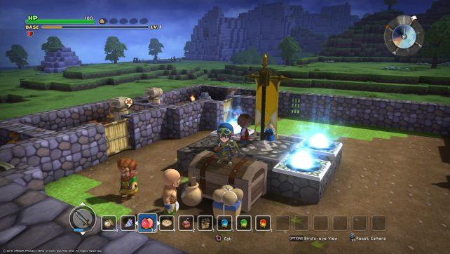Dragon Quest Builders – PS4 Review