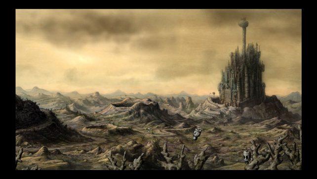Machinarium – PS4 Review