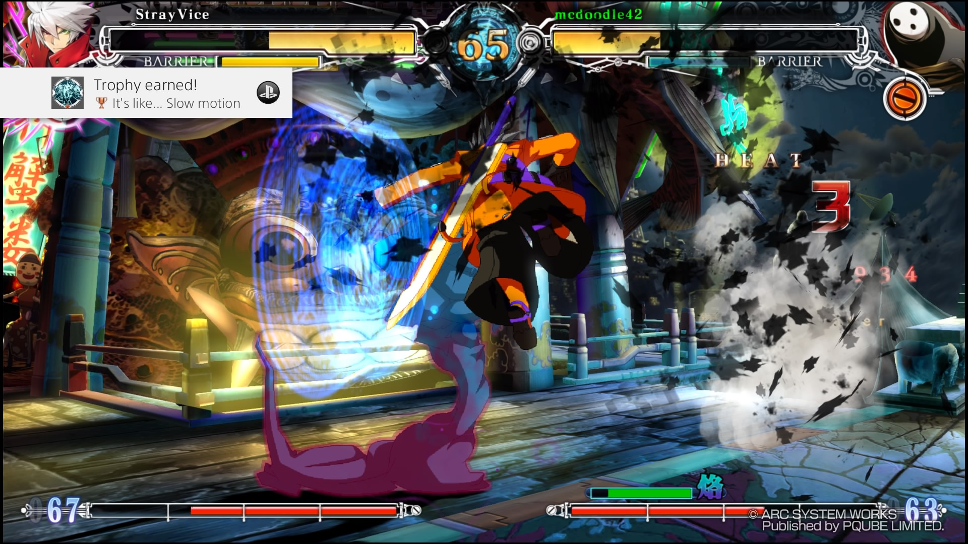 BlazBlue: Central Fiction - PS4 Review - PlayStation Country