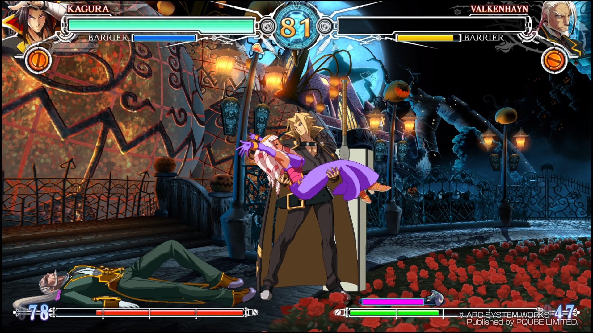 BLAZBLUE CENTRALFICTION_20161115000406 - PlayStation Country