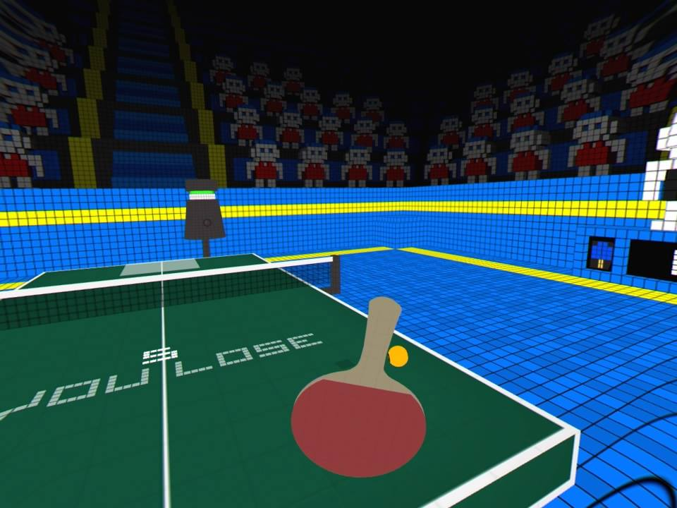 VR Ping Pong - PSVR Review - PlayStation Country