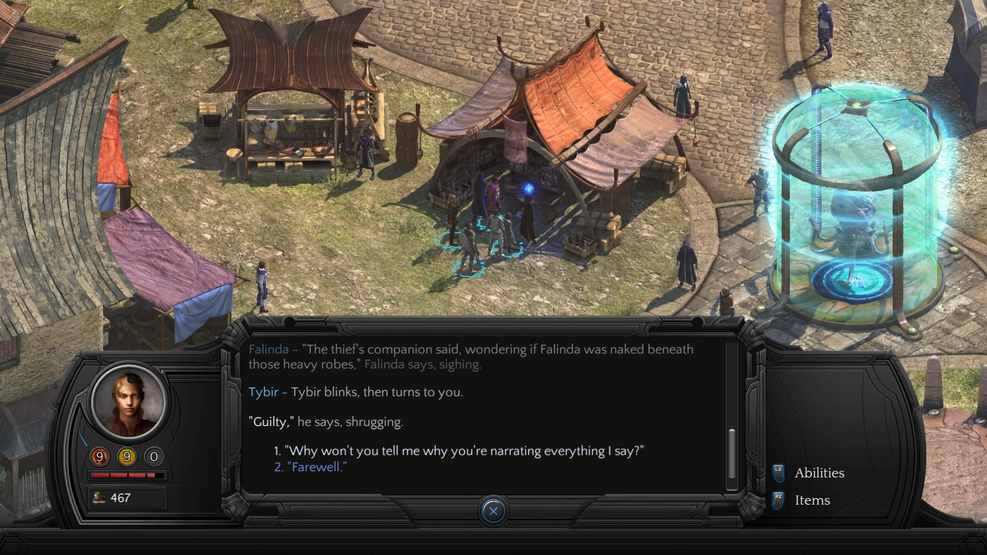 Torment: Tides of Numenera - PS4 Review - PlayStation Country