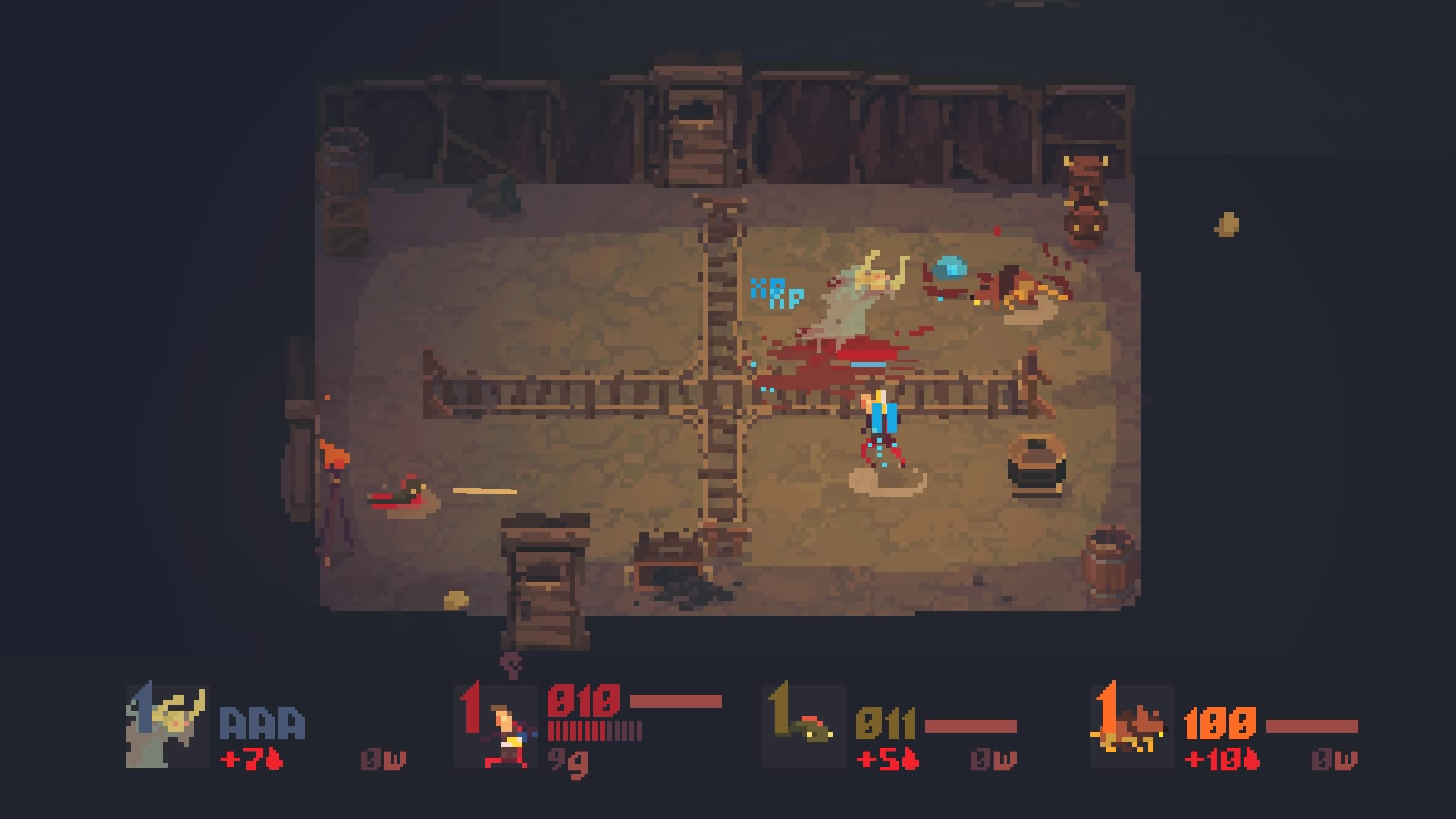 Crawl - PS4 Review - PlayStation Country