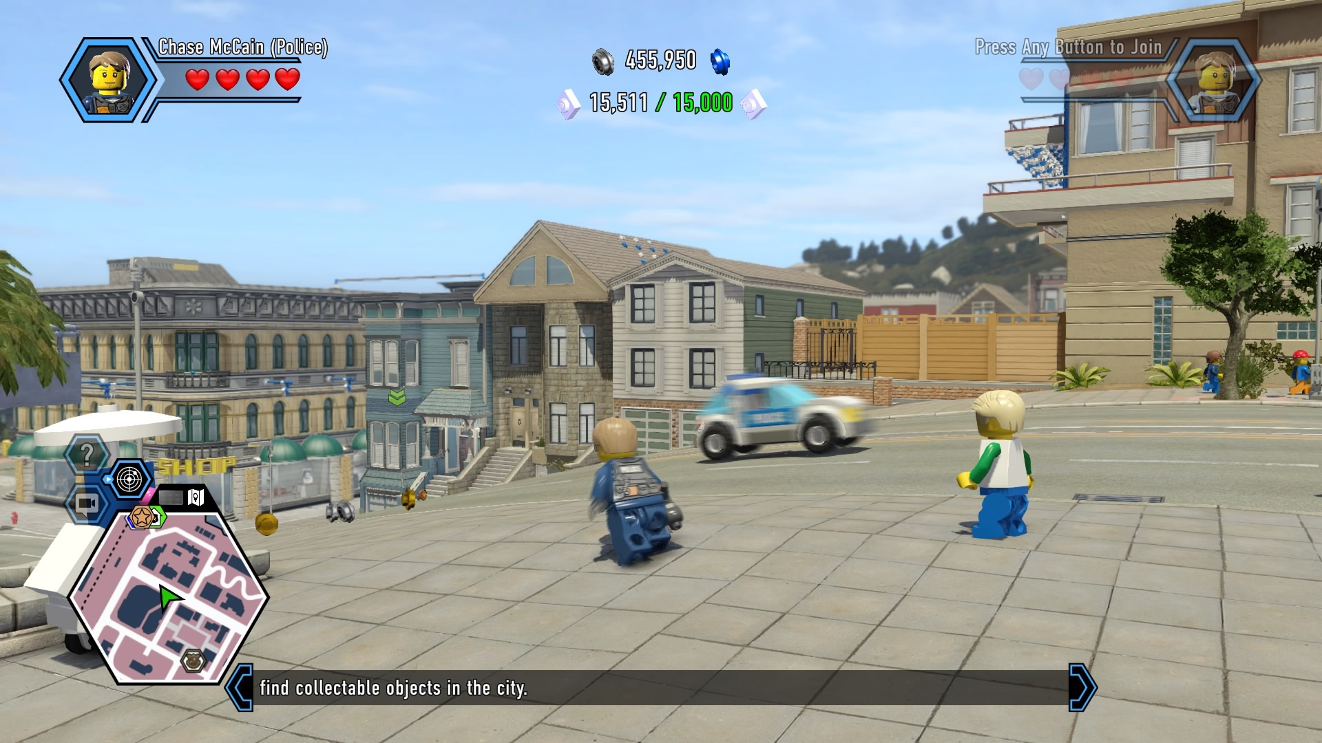 lego city undercover ps4 review playstation country