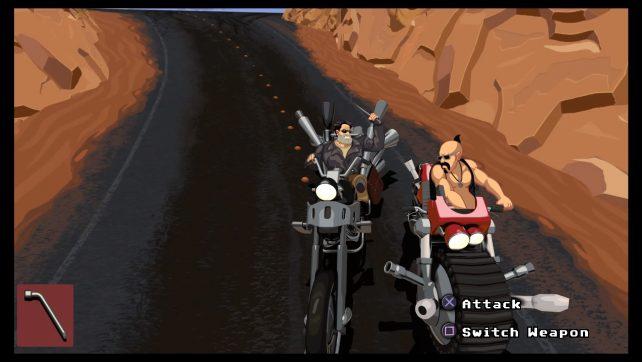 Full Throttle Remastered – PS4, Vita Review