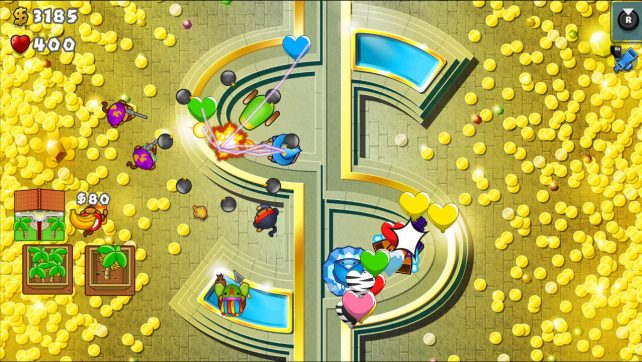 Bloons TD 5 – PS4 Review