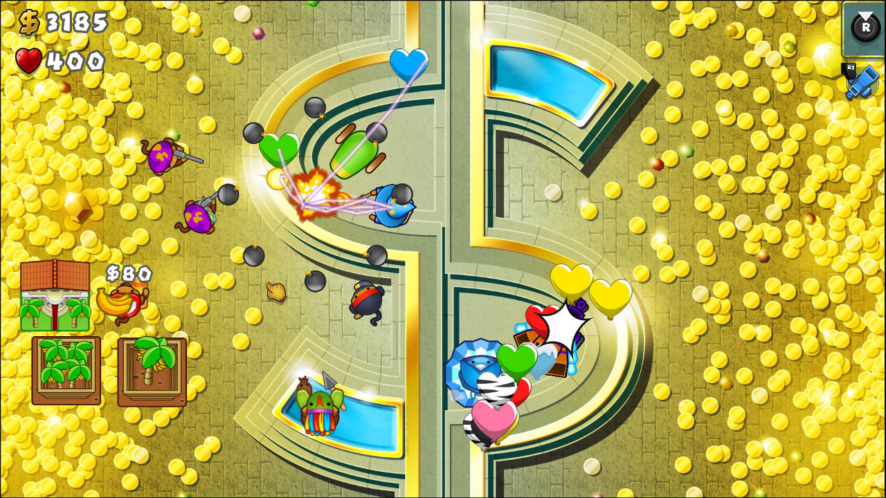 Bloons TD 5 - PS4 Review - PlayStation Country