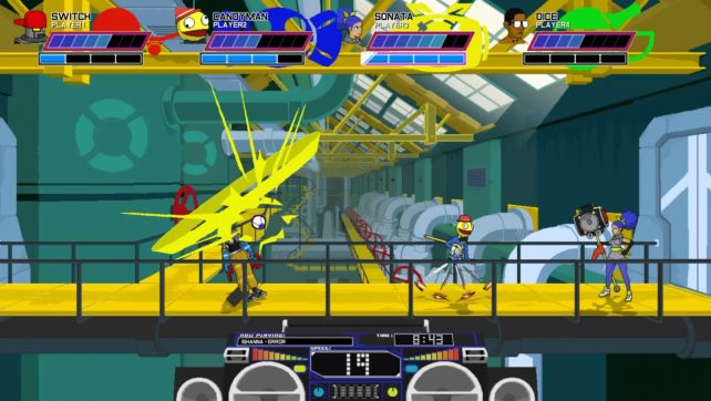 Lethal League – PS4 Review