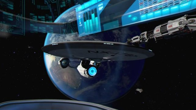 Star Trek Bridge Crew VR – PSVR Review