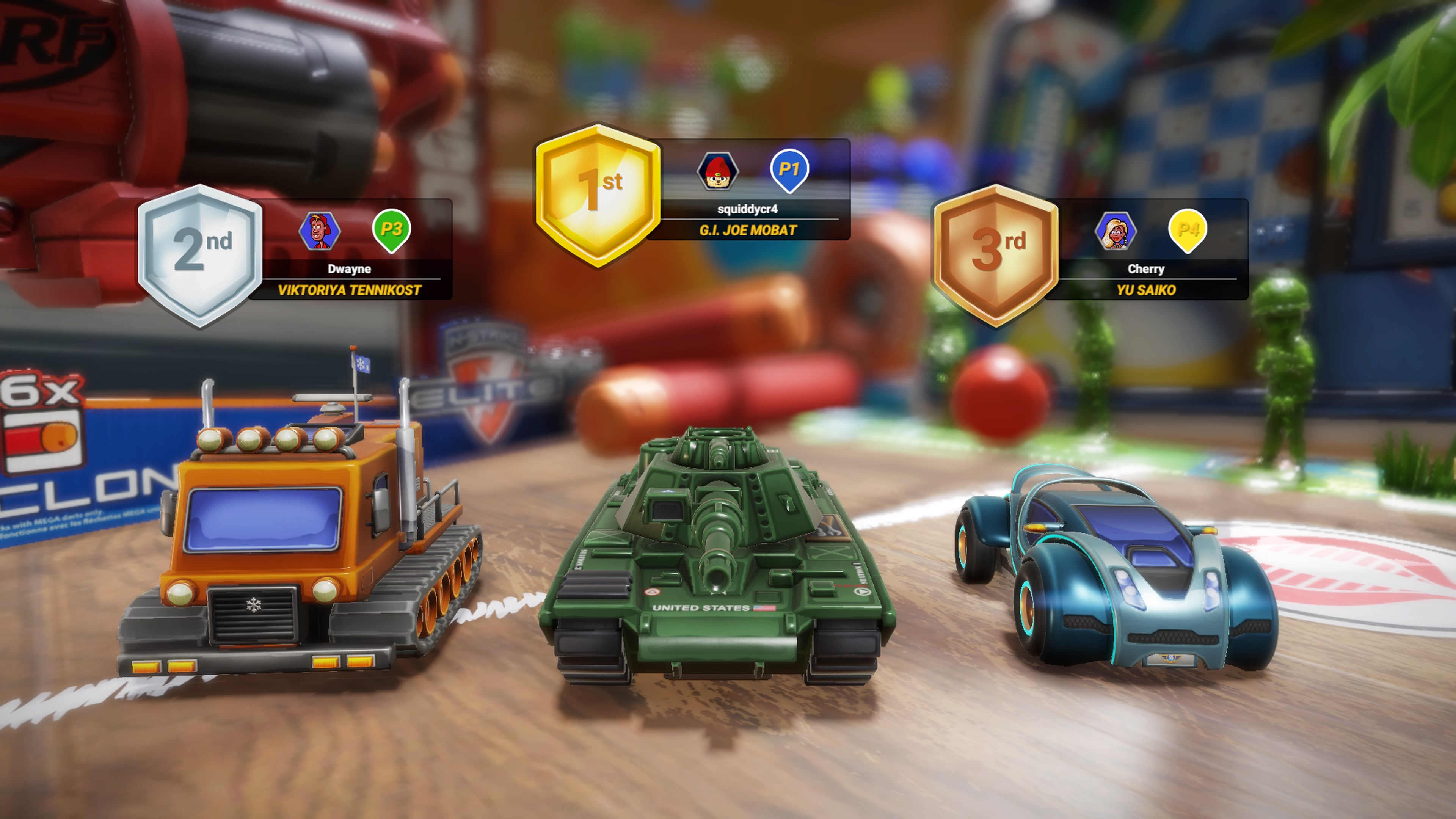 Micro Machines World Series – PS4 Review 30 Jun, 2017 in PS4 tagged driving / micro machines / nostalgia / racing / retro by Richie When it comes to top-down racing games, the original Micro Machines was, for the longest time, the standard to beat.