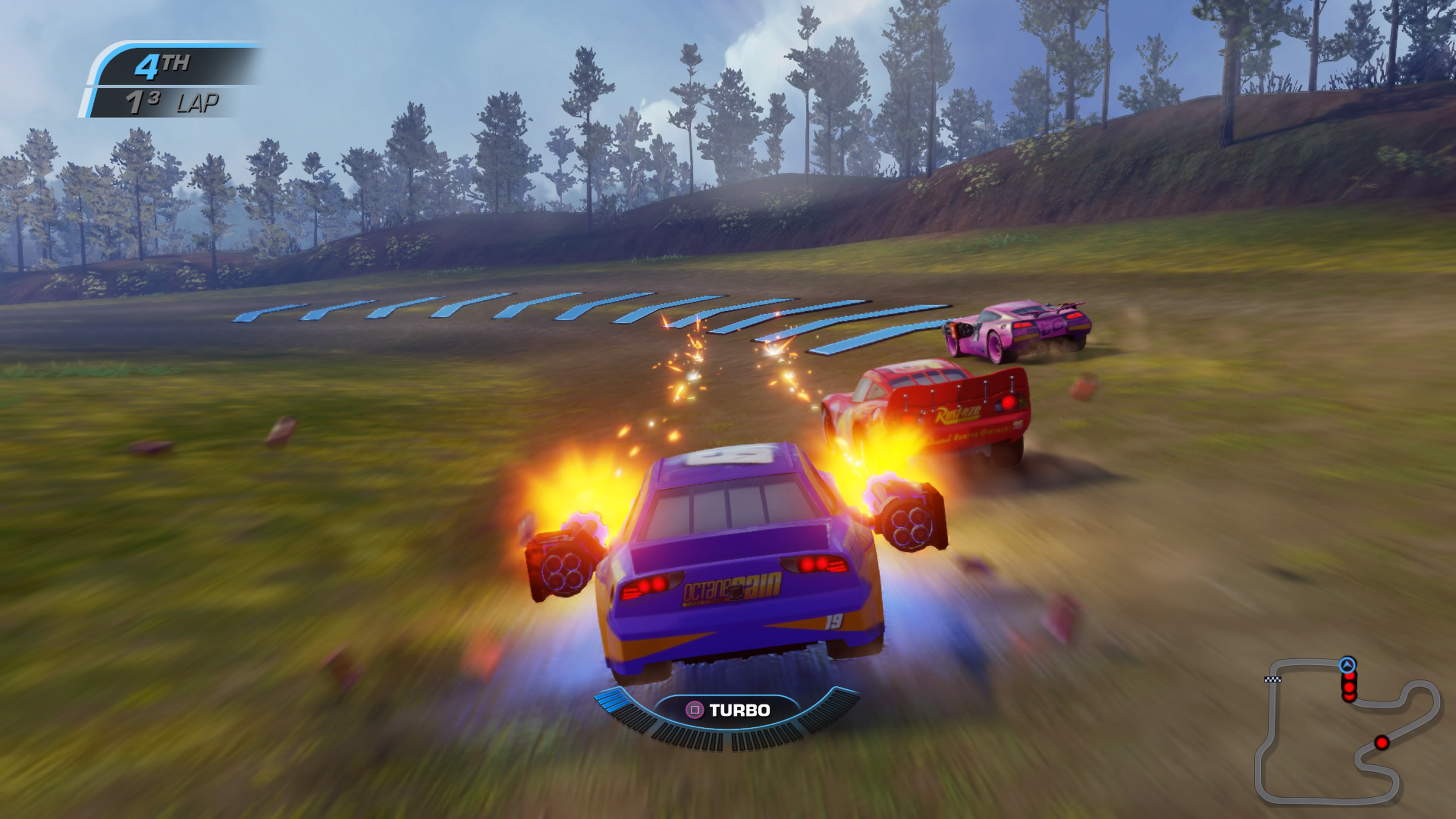 Cars 3 Driven To Win Ps4 Review Playstation Country
