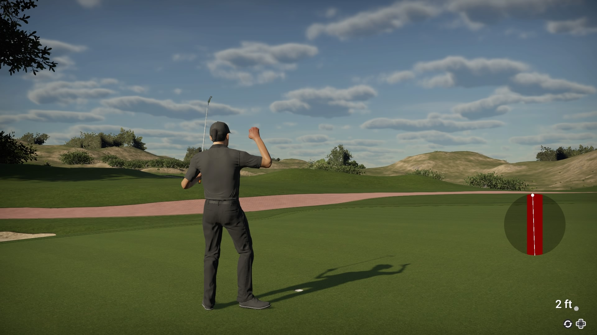 the golf club 2 ps4 review playstation country. Black Bedroom Furniture Sets. Home Design Ideas