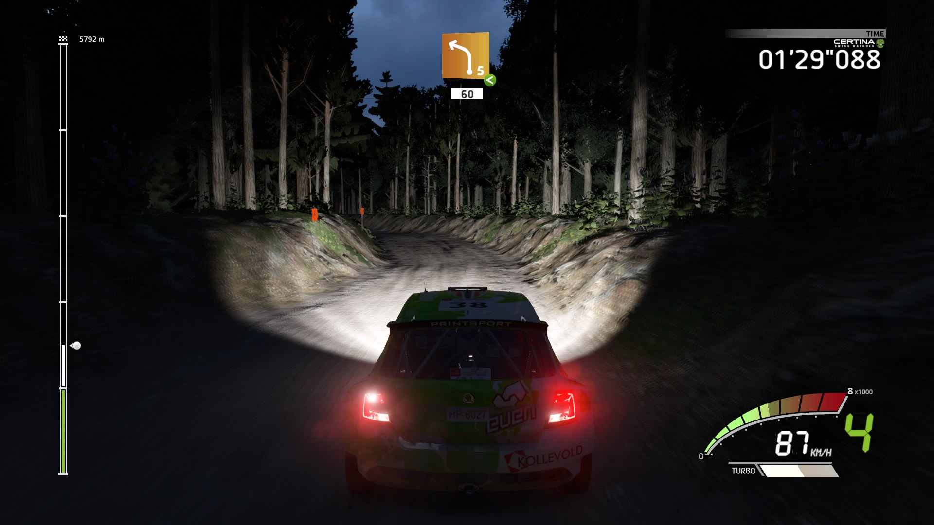 Much Like Last Years Game The Stages Look A Little Rugged But Lighting Does Its Damnedest To Give Each Stage Some Scenic Beauty