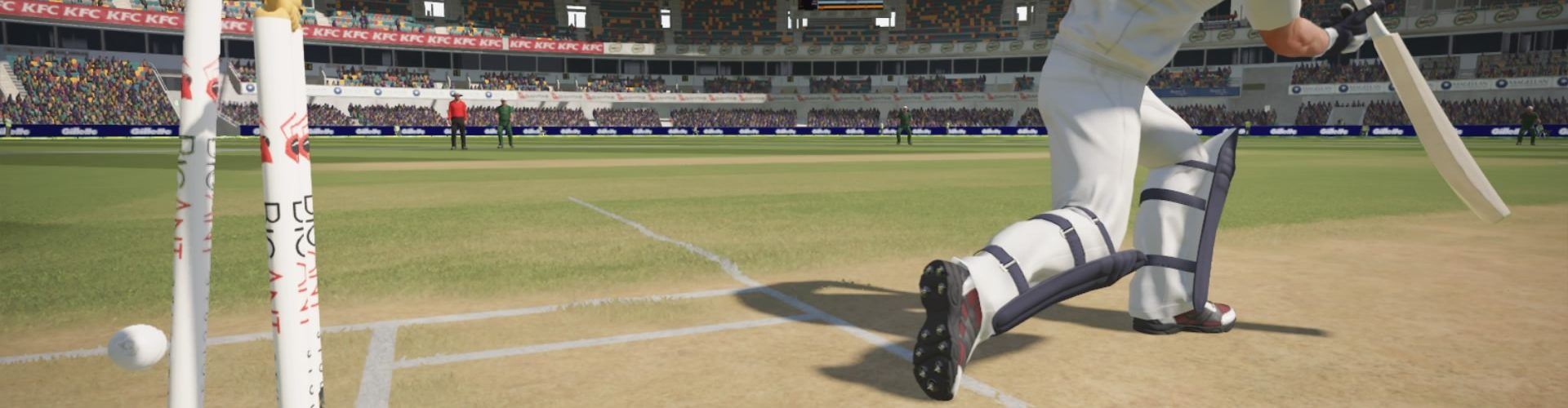 Ashes Cricket Ps4 Review Playstation Country