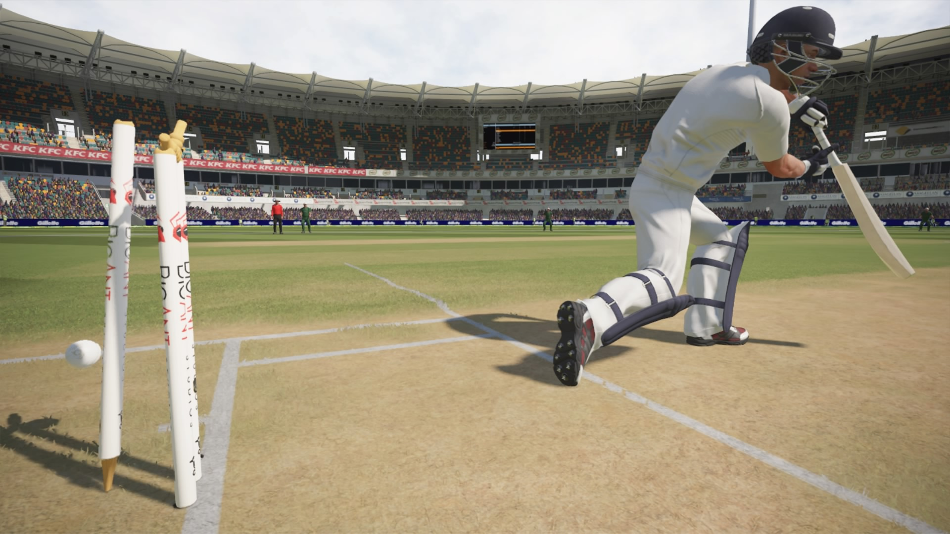 Ashes Cricket 2009, gAME demo ENG - download - gamepressure Games for iPhone, cricket