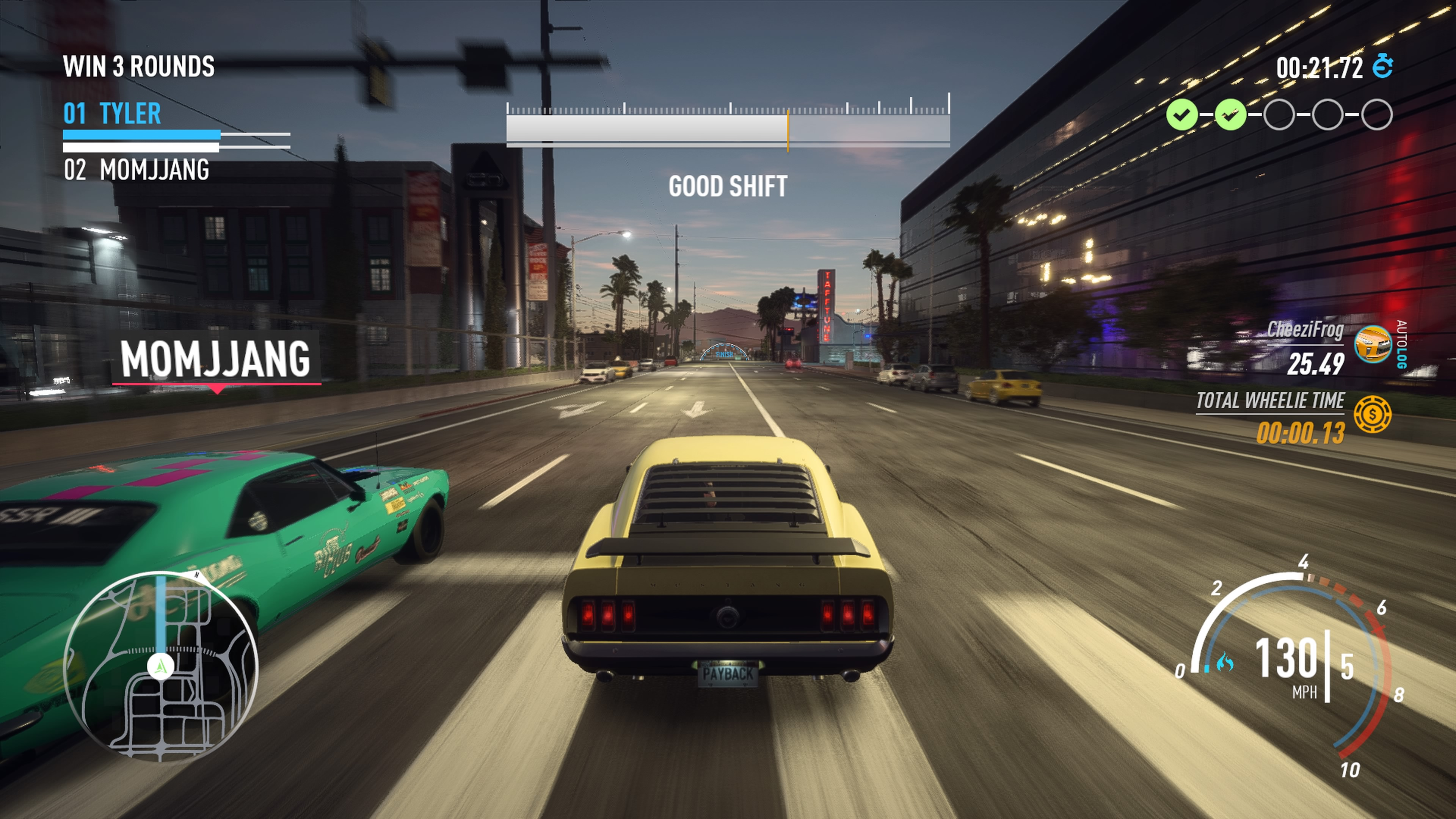 need for speed payback ps4 review playstation country. Black Bedroom Furniture Sets. Home Design Ideas