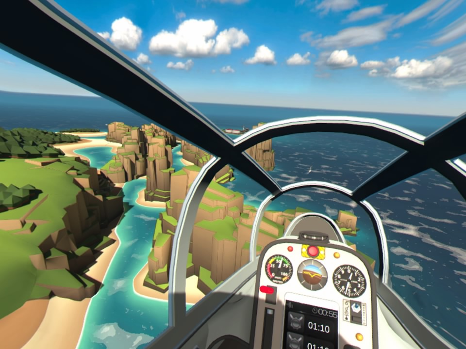 Ultrawings - PSVR Review - PlayStation Country