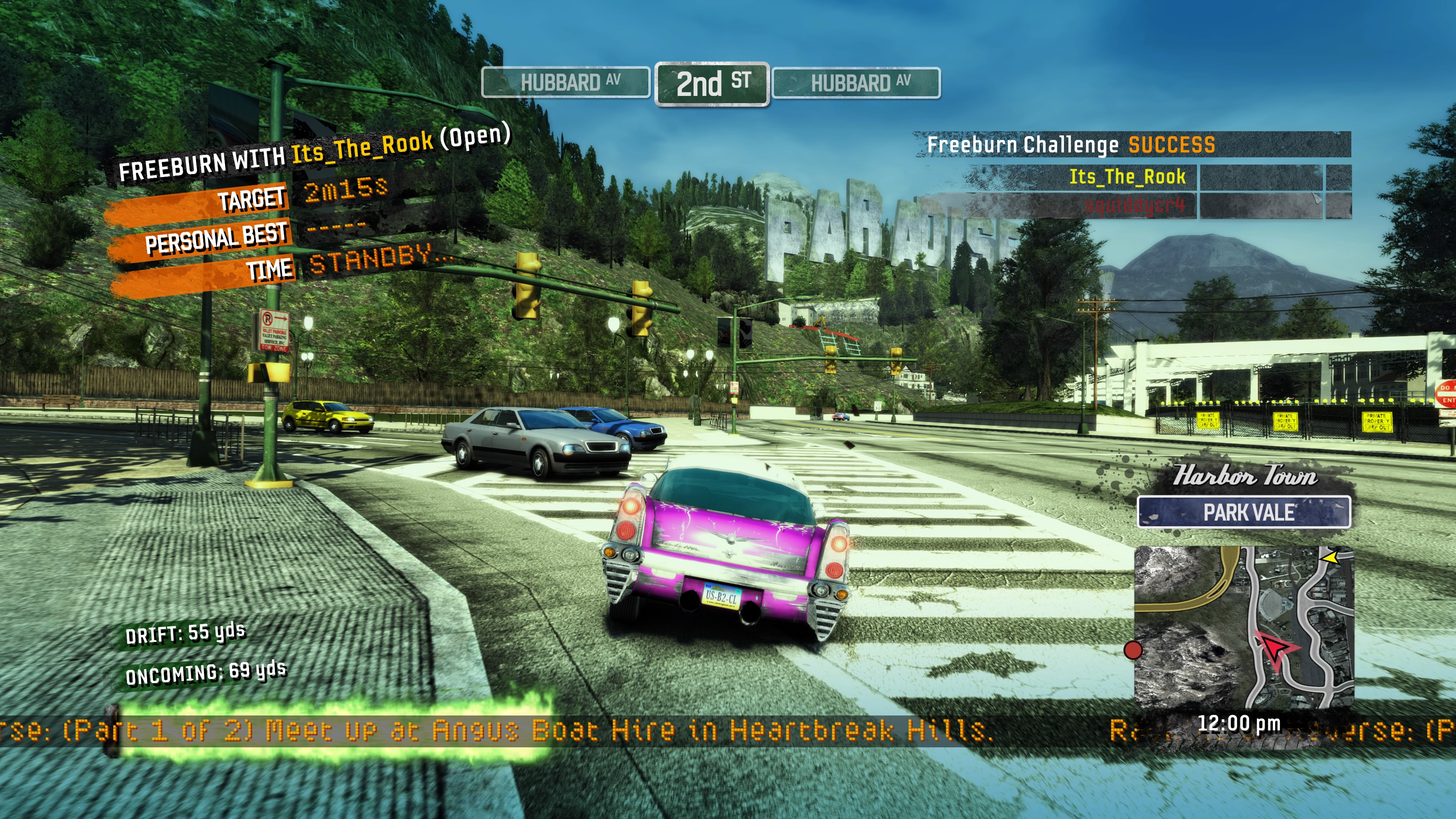 Burnout Paradise Remastered - PS4 Review - PlayStation Country