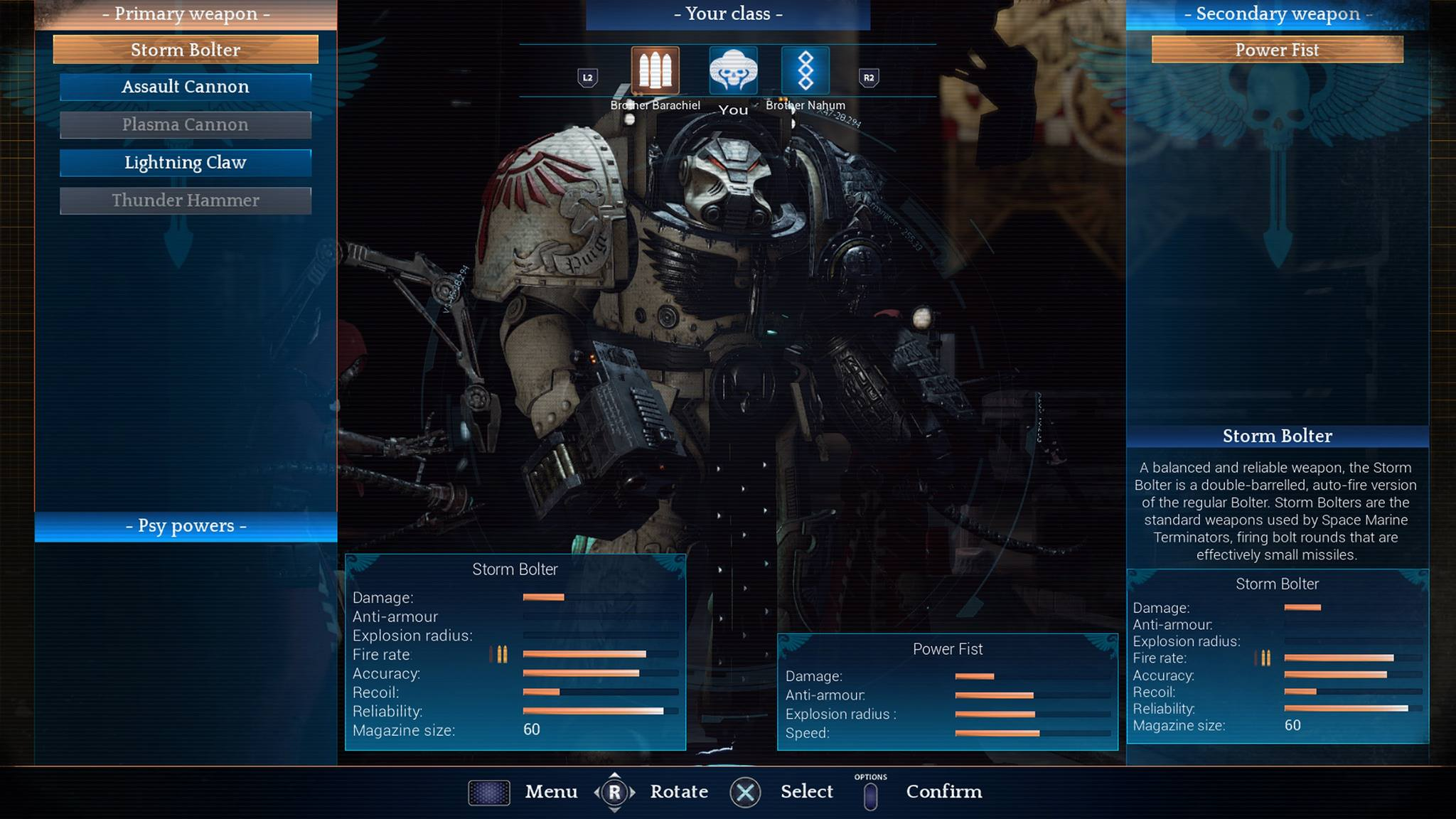 space hulk deathwing enhanced edition review ps4