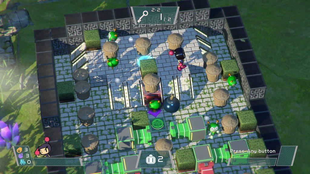 Bomberman Multiplayer Online