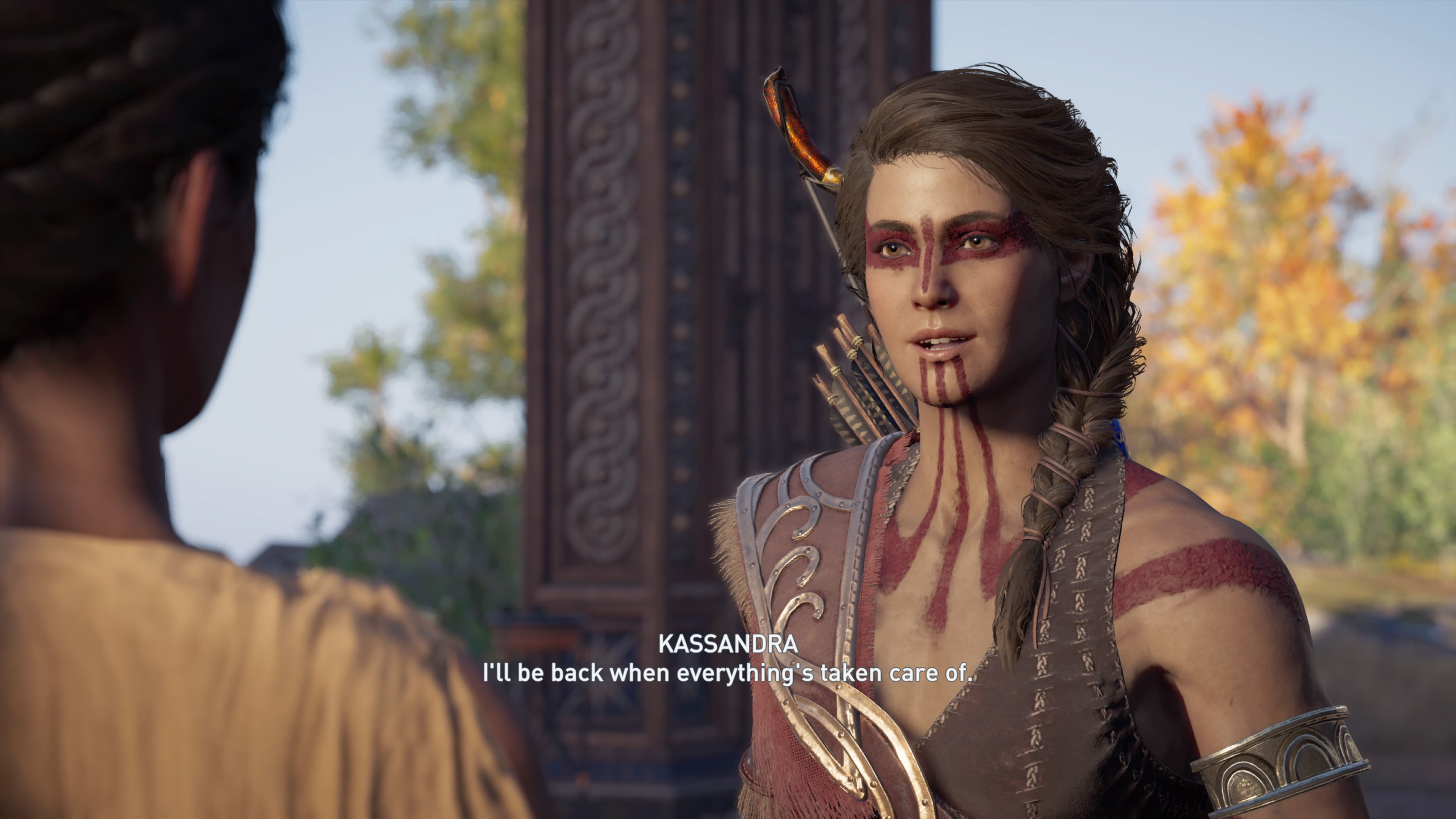 Assassin S Creed Odyssey Ps4 Review Playstation Country