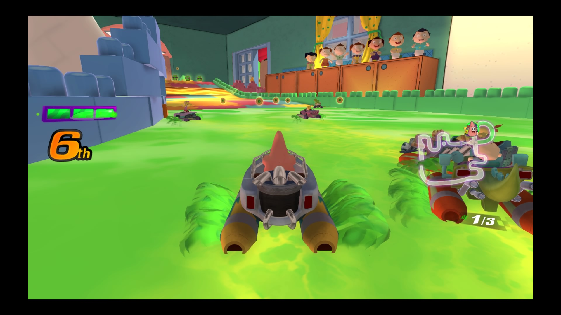 Nickelodeon Kart Racers Ps4 Review Playstation Country
