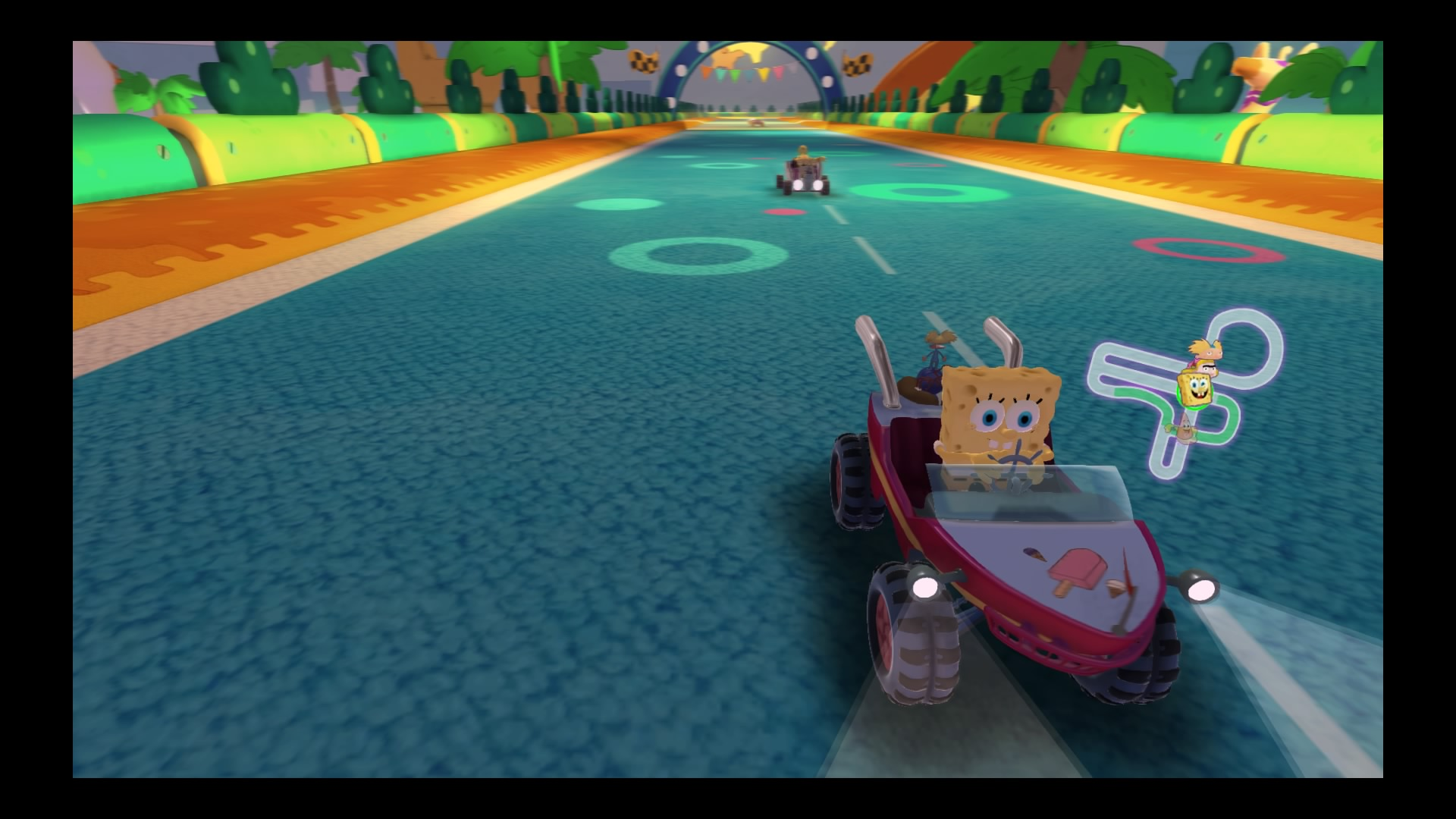 Nickelodeon Kart Racers - PS4 Review - PlayStation Country