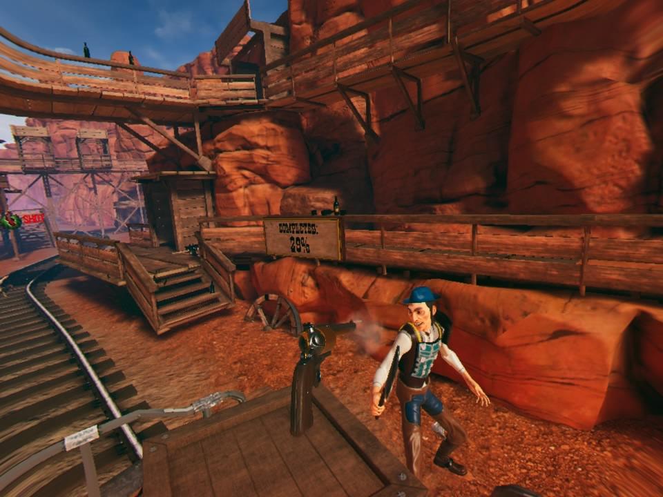 Guns'n'Stories: Bulletproof VR PC Game Review - Impulse Gamer