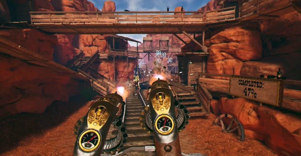 Guns N Stories Bulletproof PSVR Review - YouTube