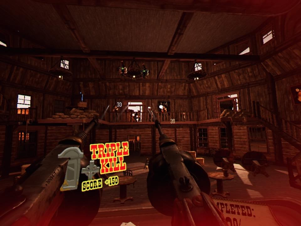 Guns'n'Stories: Bulletproof VR for PC Reviews - Metacritic