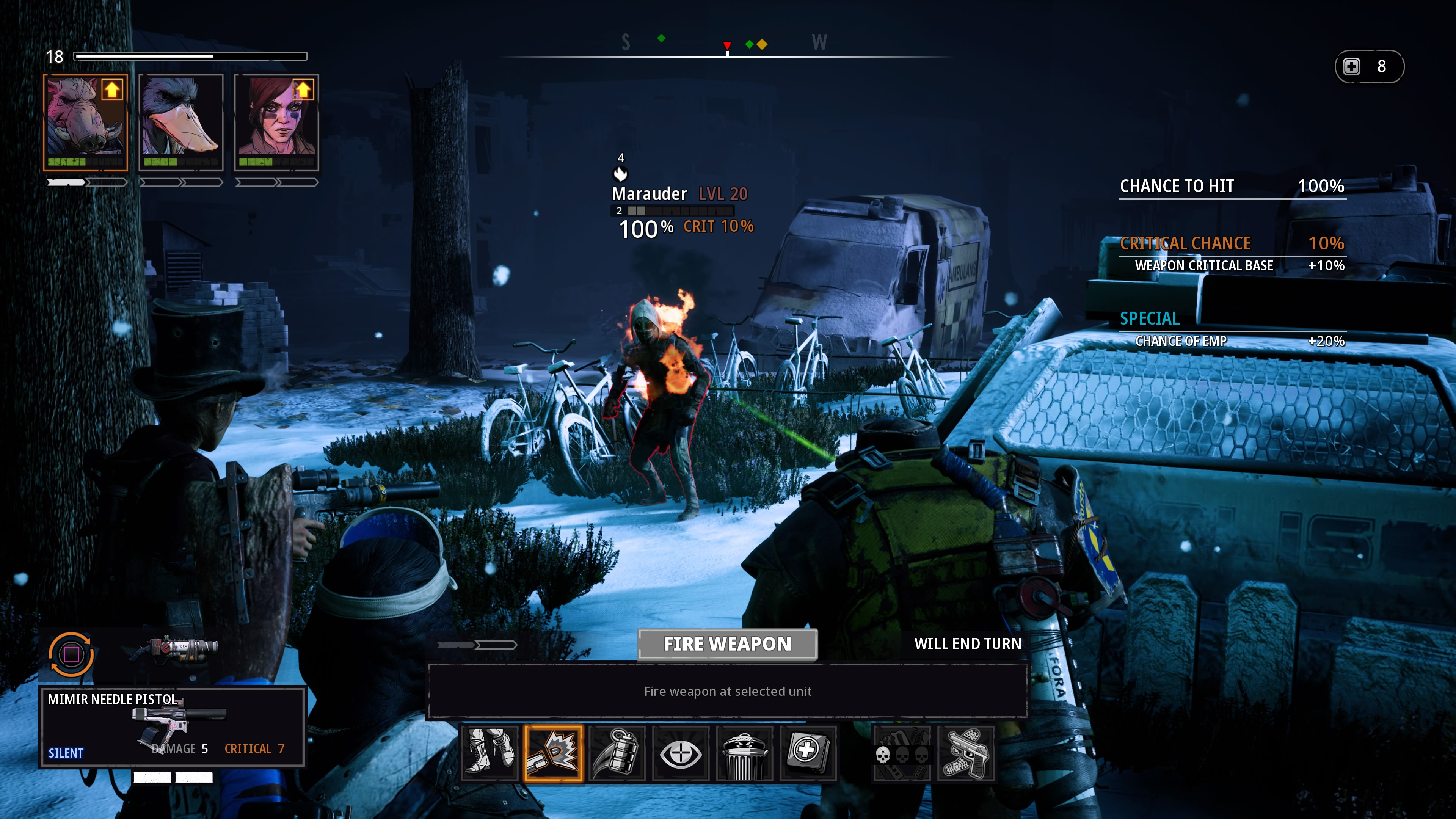 Mutant Year Zero: Road to Eden - PS4 Review - PlayStation Country