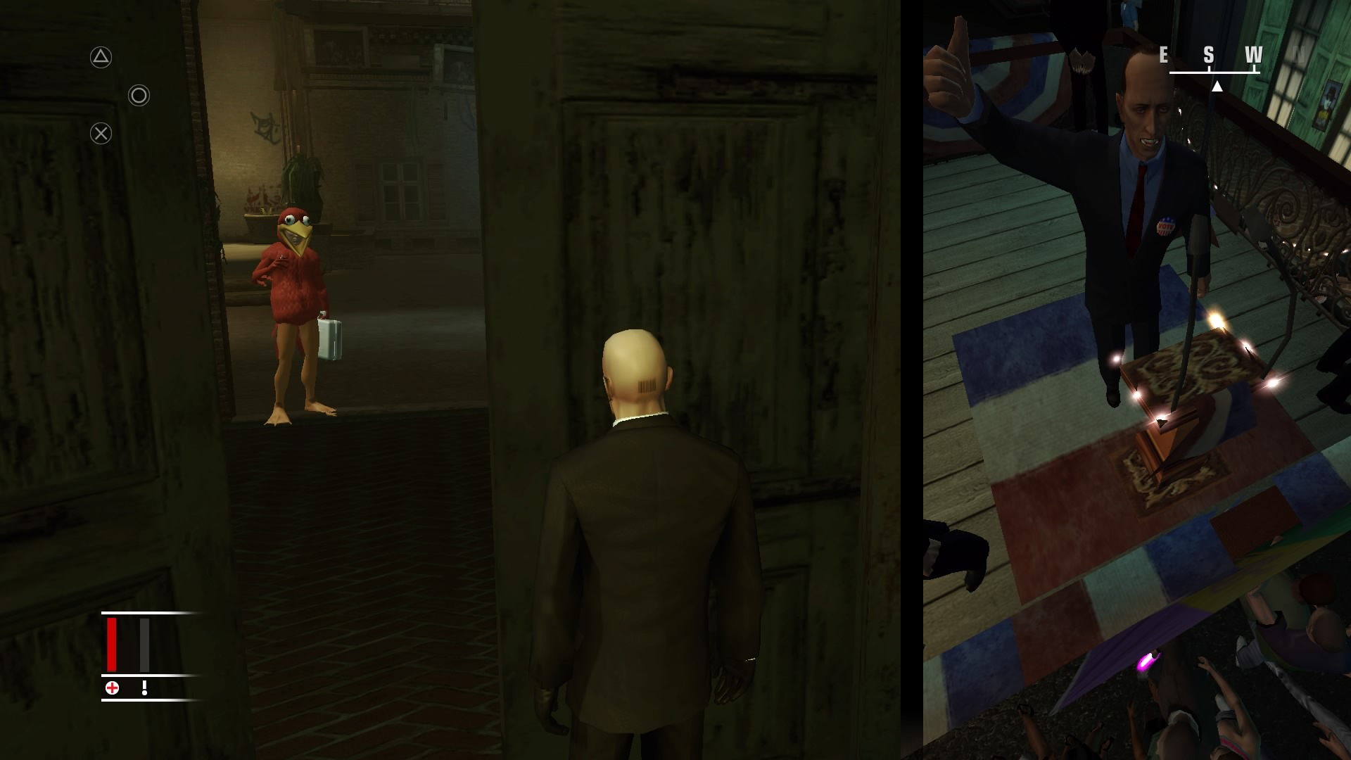 Hitman Hd Enhanced Collection Ps4 Review Playstation Country