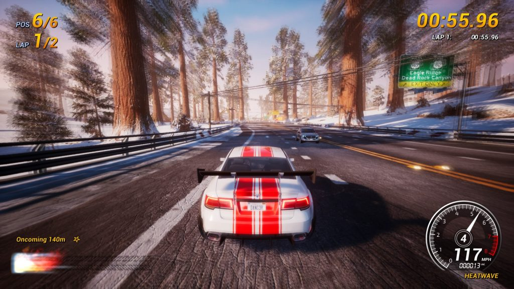 Dangerous Driving Ps4 Review Playstation Country