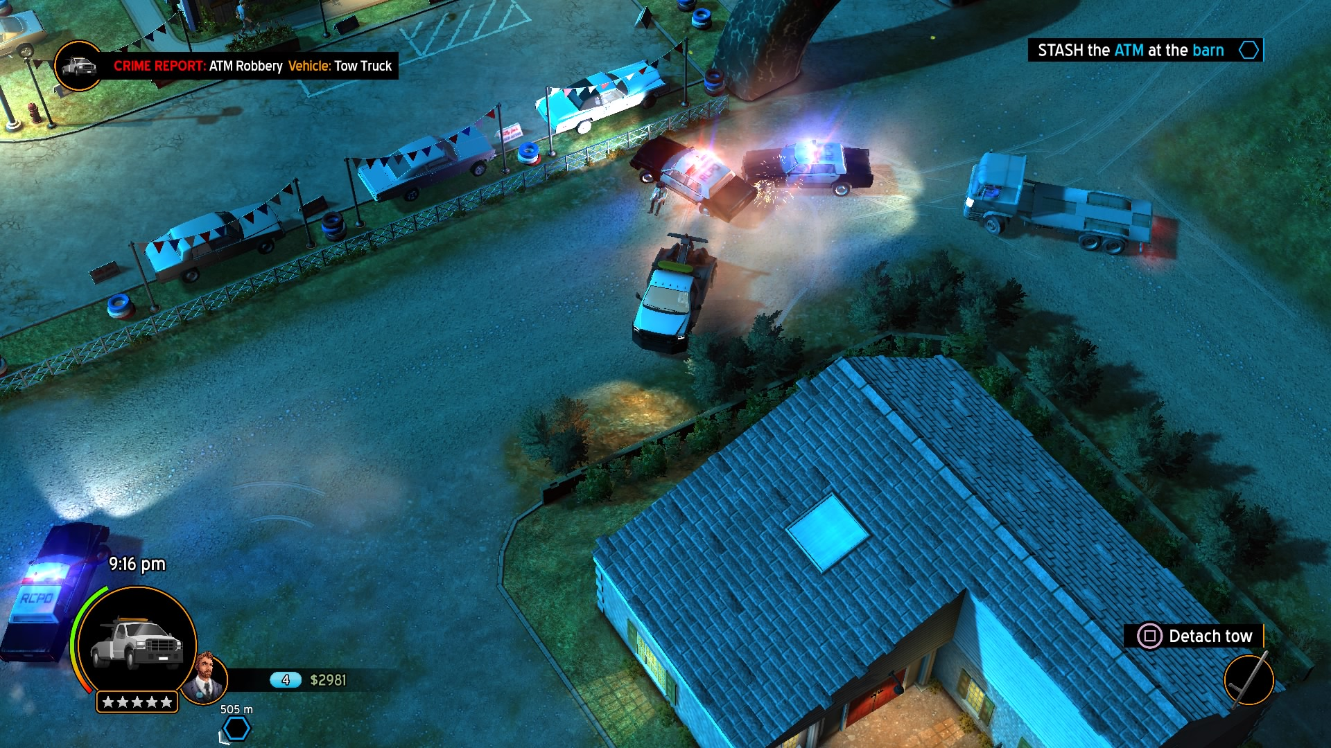 american fugitive - ps4 review