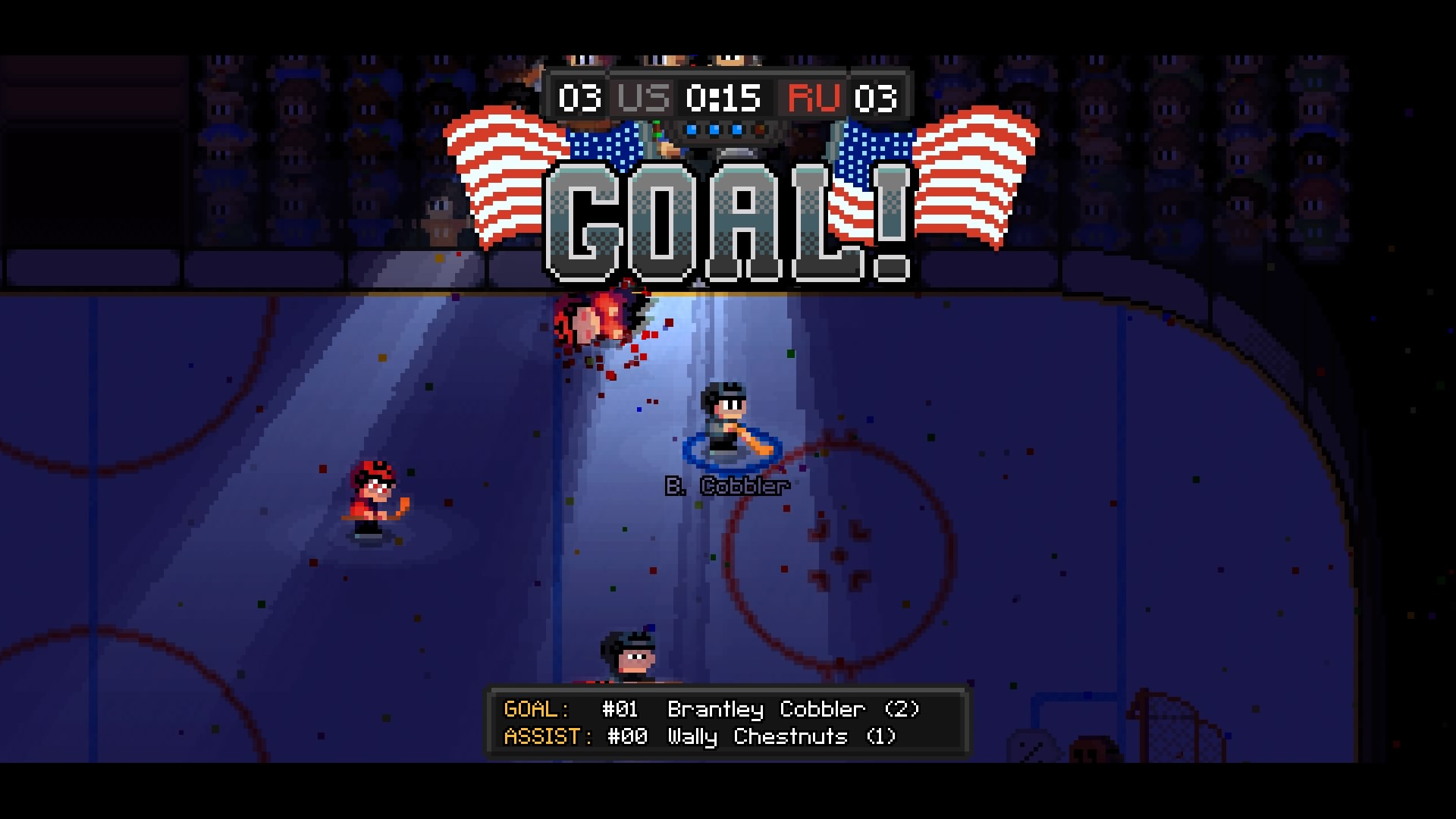 Super Blood Hockey Ps4 Review Playstation Country