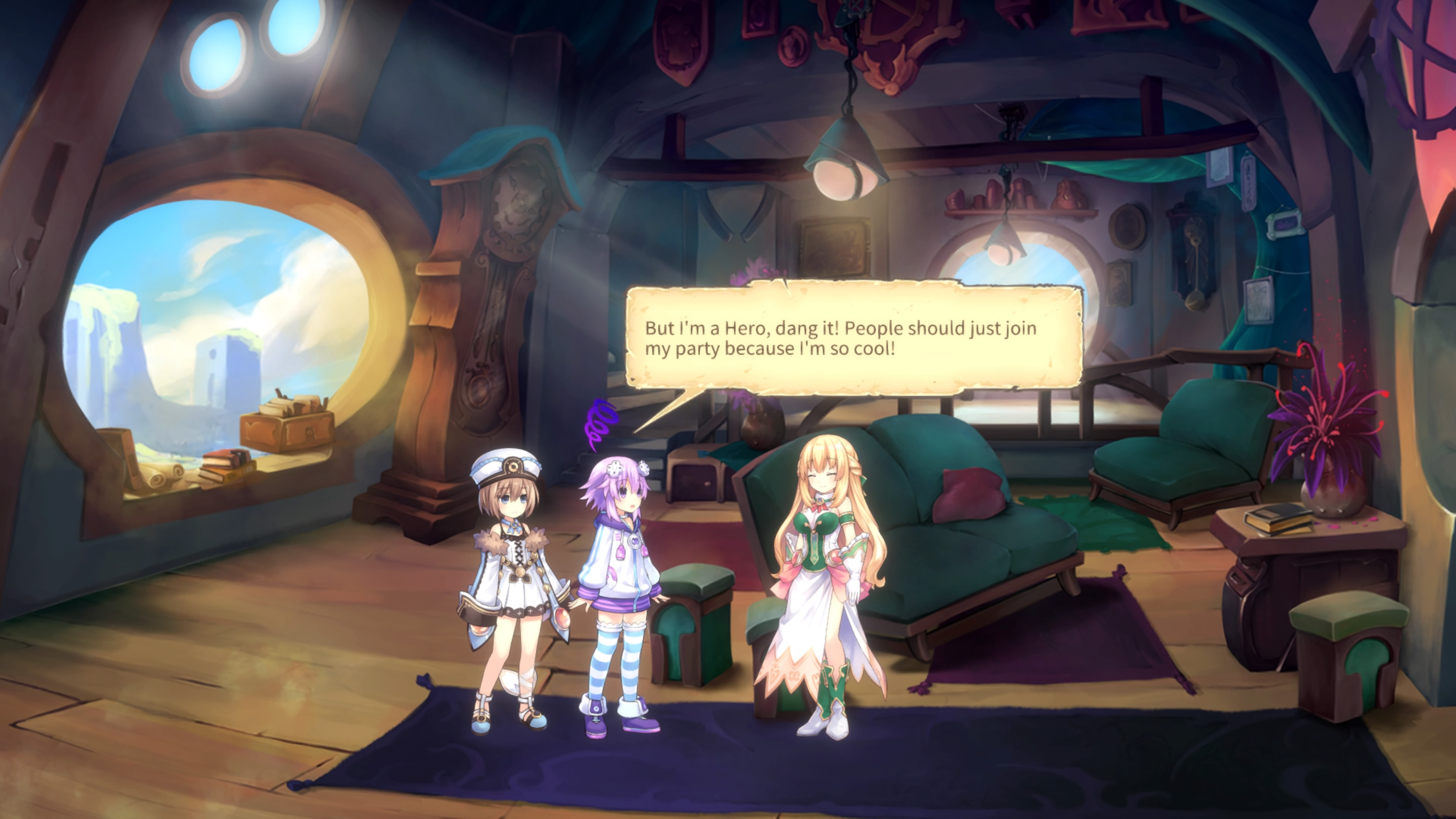 Super Neptunia RPG - PS4 Review - PlayStation Country