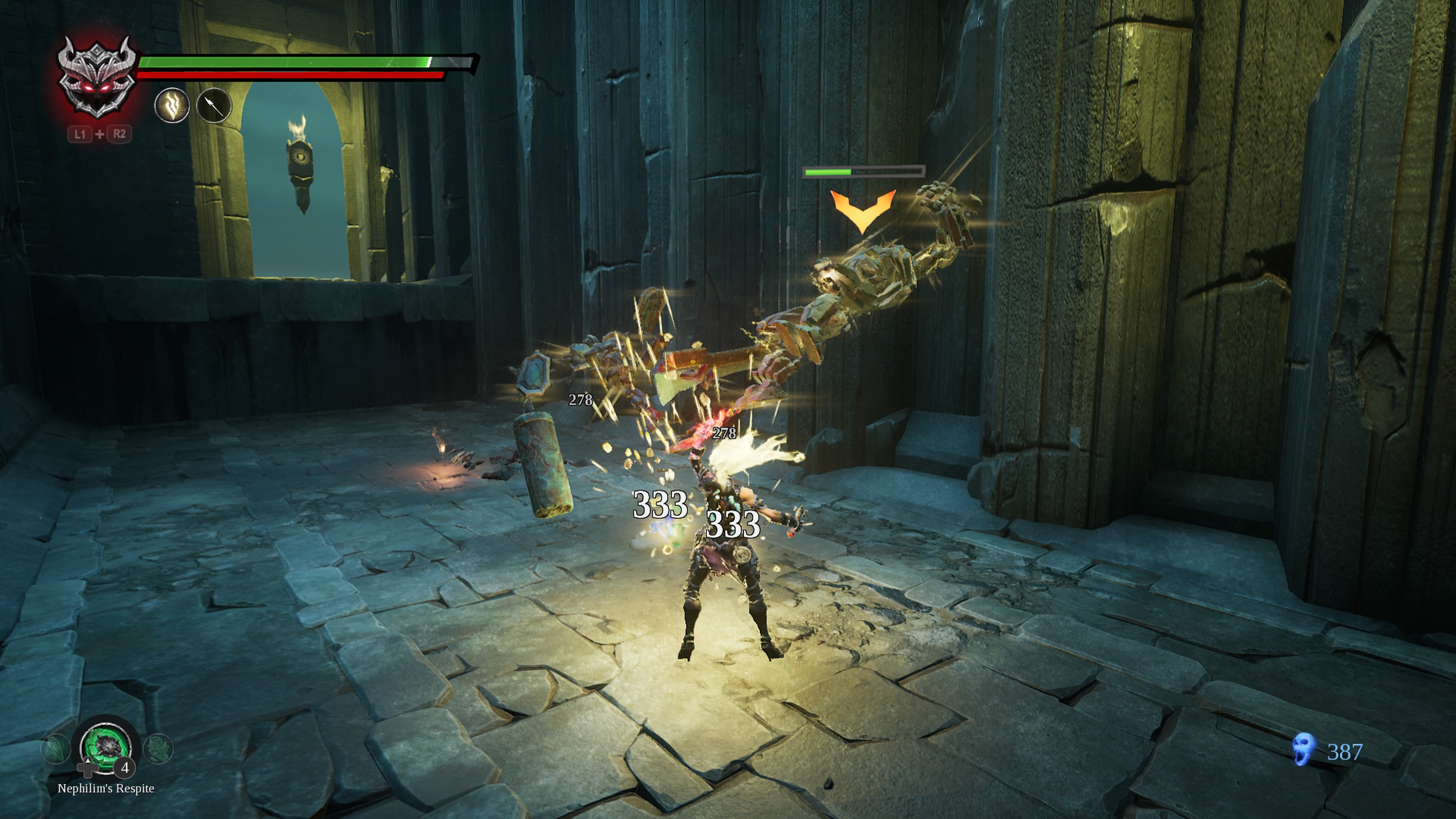 Darksiders III - Keepers of the Void DLC - PS4 Review