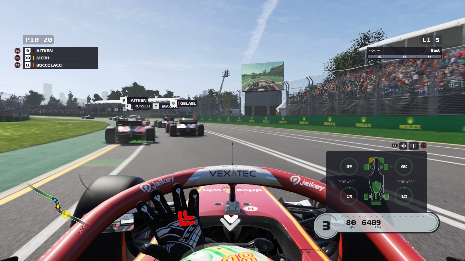 F1 2019 - PS4 Review - PlayStation Country