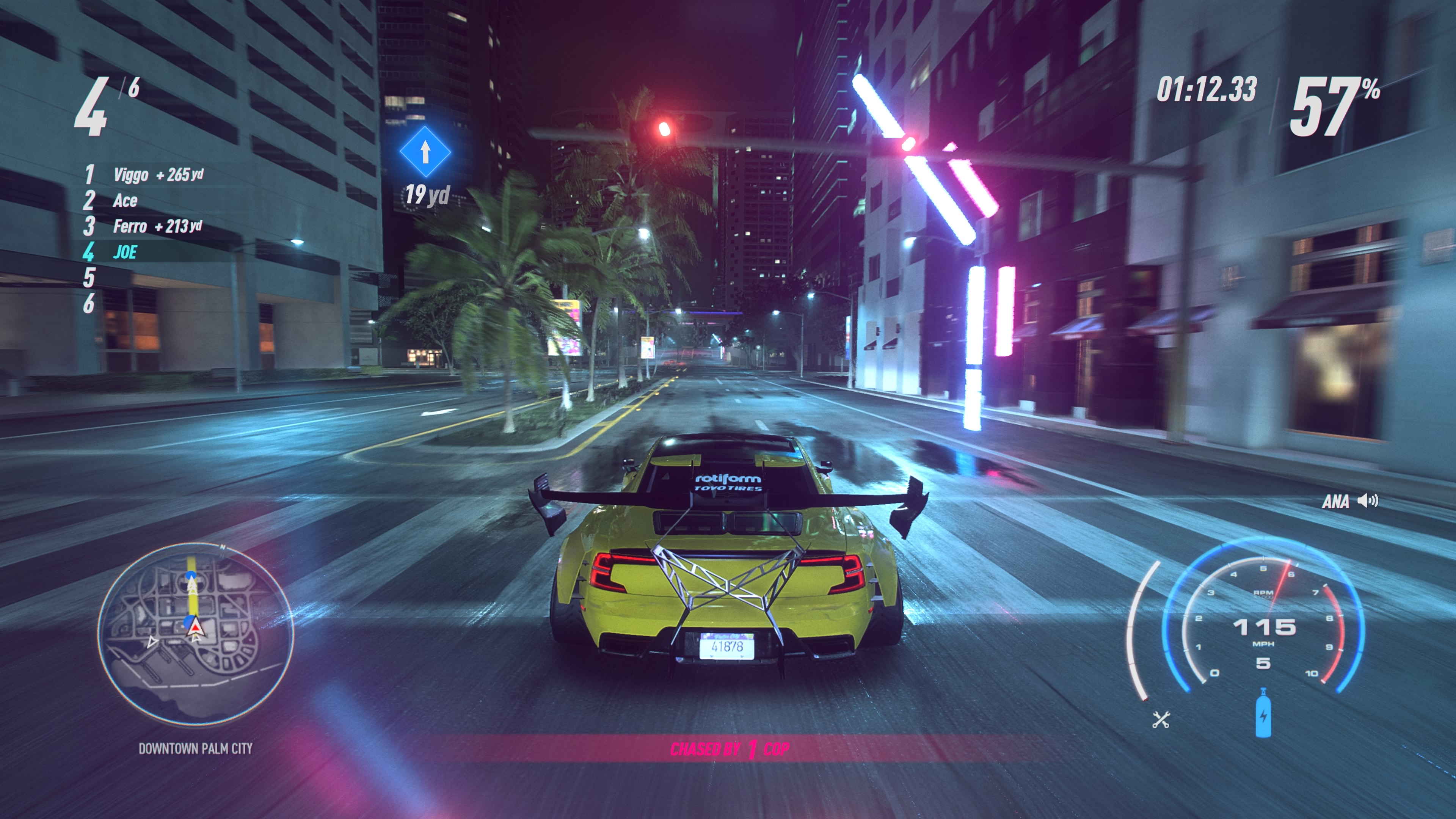Need For Speed Heat Ps4 Review Playstation Country