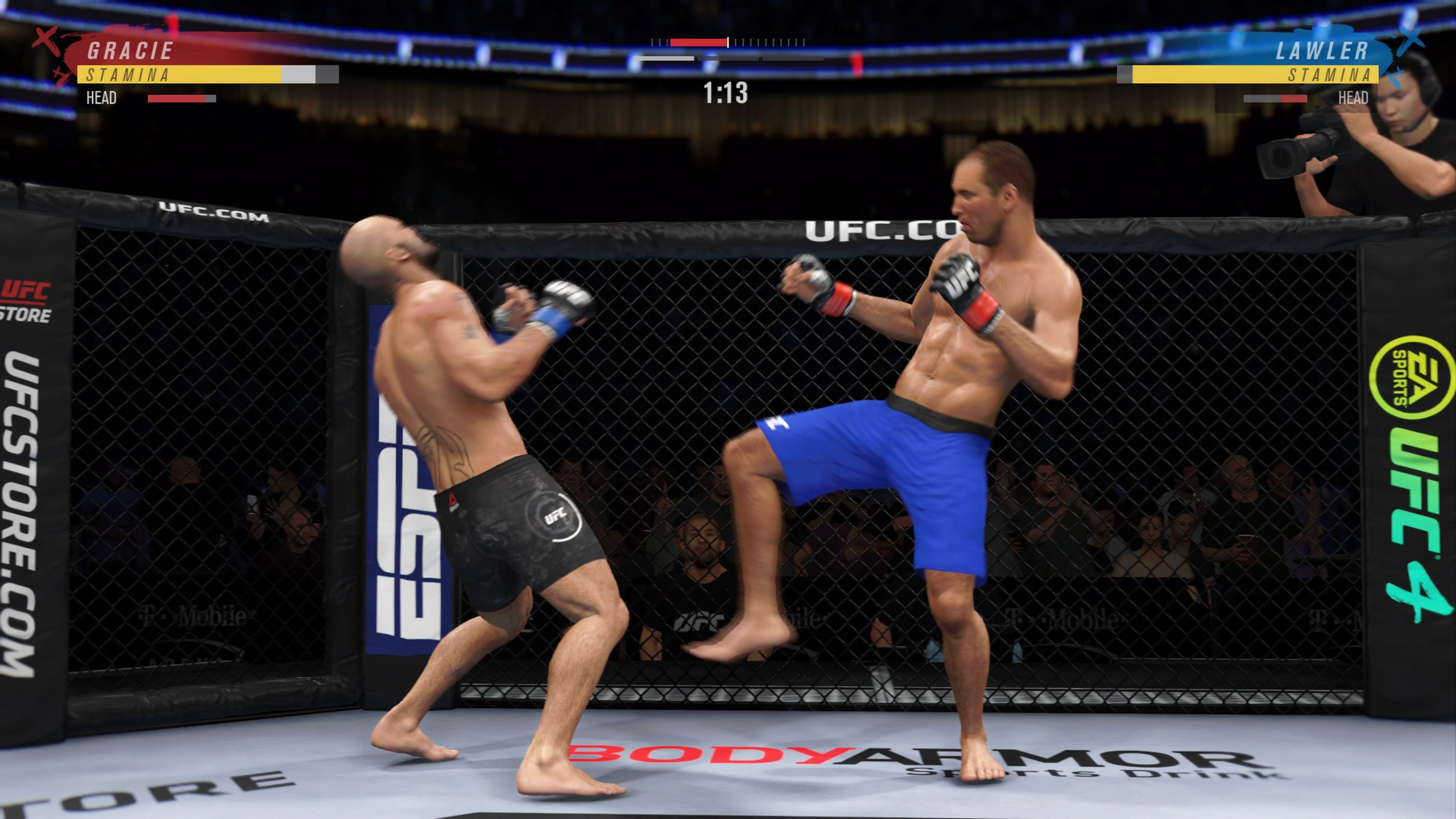 Ea Sports Ufc 4 Ps4 Review Playstation Country