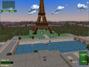 Paris is one of the best levels in any game.